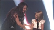 Jackie Evancho & Sarah Brightman - Time To Say Goodbye ( American Got Talent )