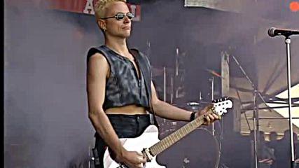 Rammstein - Live Bizarre Festival 1996 [pro-shot]