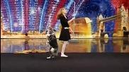 !!! Невероятно куче удиви журито на Britains Got Talent 2010 !!!