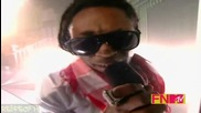 Lil' Wayne - A Milli ( Live @ Fnmtv 20.06.2008 ) ( High Quality )
