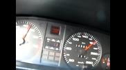 Audi 100 C3 Quattro turbo 165hp