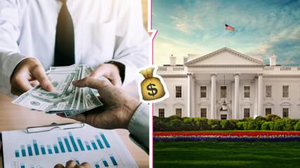 Заплатите на служителите в Белия дом станаха достояние на целия свят! Колко получава Доналд Тръмп?
