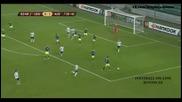 26.02.15 Легия - Аякс 0:3 *лига Европа*