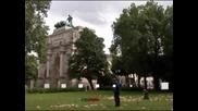 Германска художничка взриви 194 хляба в знак на протест срещу глада