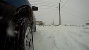 Дрифтове и сноуборд в село Райово