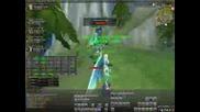1 Horde shaman vs 40 Alliance