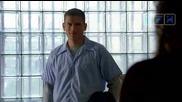 Бягство от затвора S01e11 [1 част] Bg Audio