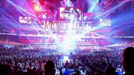 Промото на Wrestlemania 31