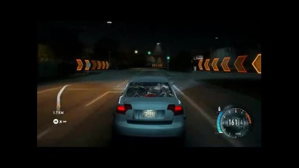 Need For Speed The Run - My First Gameplay
