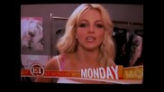 Britney Spears on Et - June 28th 2010 - Candie s Зад Кадър
