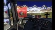 Euro Truck Simulator 2 Gameplay (mb Actros 1844)