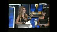 Албена Вулева коментира наградите на Планета в Сигнално Жълто - 15.03.2008 - Втора Част HQ