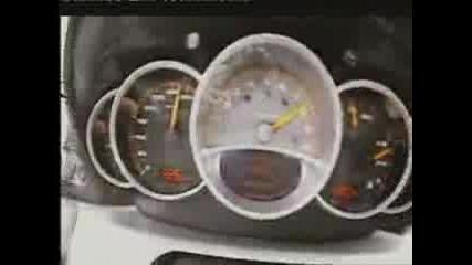 Porsche Carrera Gt - 332 Kmh