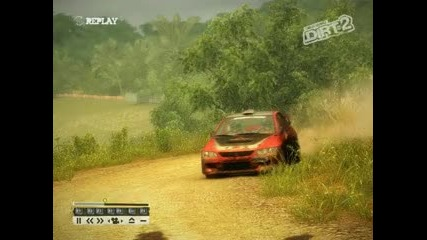 Colin Mcrae Dirt 2 Rally- Malaysya