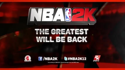 Nba 2k12 Teaser Trailer Hd