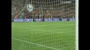 Barcelona - Real Madrid 1 - 0 Гол на Иниеста