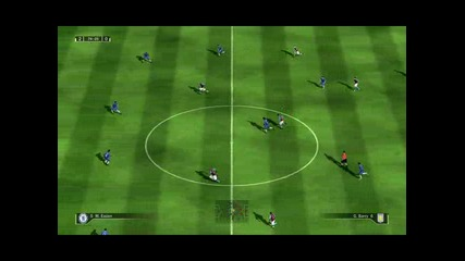Fifa 09 Aston Villa 6:0 Chelsea part 3