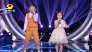 """Техният талант трябва да се види от целия свят! Брат и сестра от Китай изпълняват"""" You Raise Me Up """""""