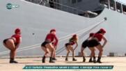 Туъркинг на военно събитие скандализира в Австралия