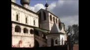 Воскресенски Манастир- Русия град Иглич