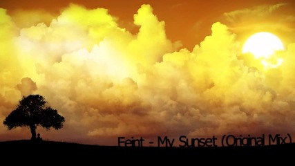 Liquid dnb! Feint - My Sunset ( Original Mix )