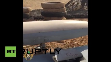 Lebanon: Crashed 'Israeli drone' recovered by Lebanese Army