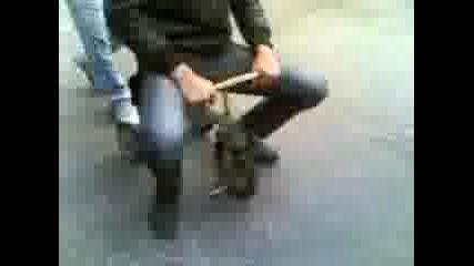Макгахан Дрифтинг Клуб [количка vs. триколка]
