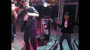 Раян и Джейдън се развихрят по време на концерта на Джъстин