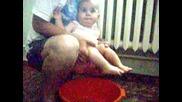 Йоанка на 8 месеца и 13 дни (05.07.2009г.) - 2