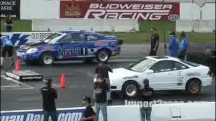 Top 32 Fwd Hondas Drag Racing Turbo