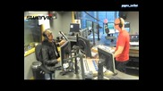 Sean Paul Freestyles Over Inflation Riddim On Kiss 23.06.09