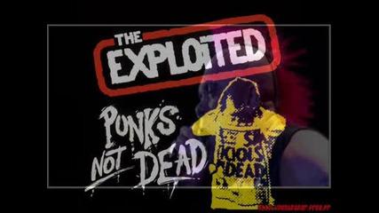 The Exploited - Punks Not Dead live 2007