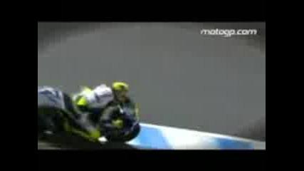 Rossi Vs Stoner Moto Gp