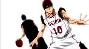 [amv] Kuroko no Basket [aomine Daiki] - Hero [hd]