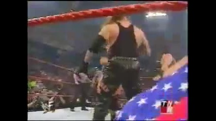 Wwf The Undertaker Saves Kane!!! Vbox7