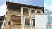 Марто - М Еоод реставрация на фасади Велико Търново