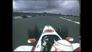 Формула 1 - Обиколката на шампиона Джеймсън Бътън