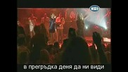Никос Вертис - Pes To Mou Ksana(bg prevod)