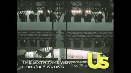 Косата на Майкъл Джексън Се Запалва Инцидентно По Време На Заснемане На Реклама За Пепси