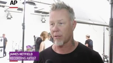 Metallica is back for tenth studio album in bands 35-year history