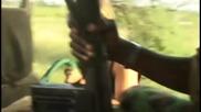 Baby calf emergency rescue - Elephants of the Samburu - Bbc