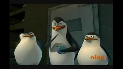 Пингвините от Мадагаскар - наелектризирането
