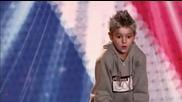 страхотен танцьор едва на 10 години (торд)