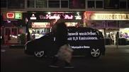 Атракция по улиците - Невидим Mercedes
