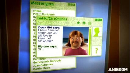 Истината за интернет запознанствата - Анимация