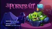Angry Birds Toons - s03e07 - The Porktrait
