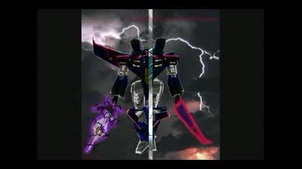 Много хубав в памет на Thundercracker - Transformers