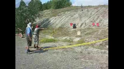 Стрелба С Пистолет Cz Tactical Sports 40sw