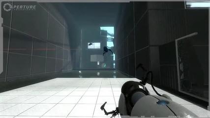Portal 2 - Repulsion Gel #2