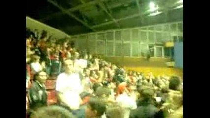 Цска - Фенербахче Волейбол 11.11.2008 Края